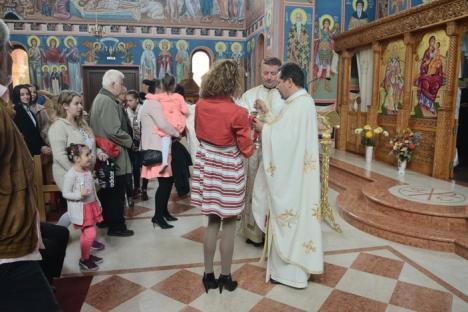 Grădiniţa Mina, cea mai nouă din Oradea, a fost sfințită sâmbătă (FOTO)