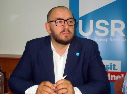 'Când ceva nu miroase bine în politica românească': Deputatul USR de Bihor Silviu Dehelean vrea legi anti-poluare ca în Europa