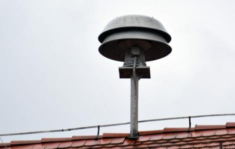 Concluzia ISU: În Bihor, sistemul de alarmare a populaţiei funcţionează