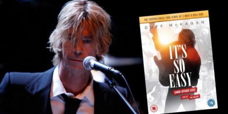 Poveste Guns 'N Roses: Cartea basistului Duff McKagan va fi lansată miercurea viitoare la Oradea
