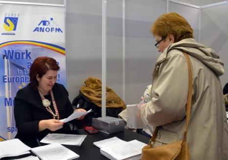 AJOFM anunţă: Ce locuri de muncă sunt disponibile în Bihor