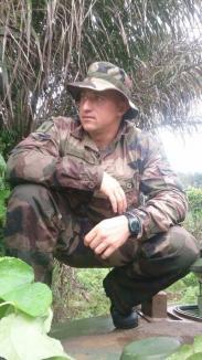 Tragedie în Africa: Un tânăr orădean care lupta în Legiunea străină a murit în timpul unui antrenament (FOTO)