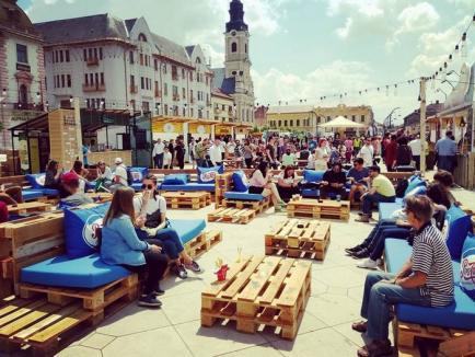 Festivalul de mâncat pe stradă