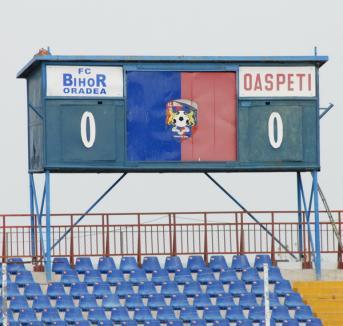 FC Bihor se teme de Arieşul