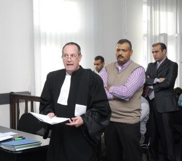 Curtea de Apel Oradea a respins solicitarea lui Tartousi Mustafa de a i se ridica interdicţia de a ieşi din România