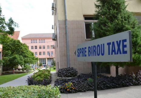 Caşcaval pentru Sorbonica: La Universitatea din Oradea nu sunt acceptate plățile cu cardul