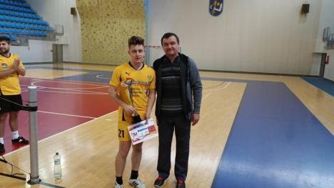Tengo Salonta a dominat clar prima etapă a Ligii Europene de Futnet din Slovacia (FOTO)