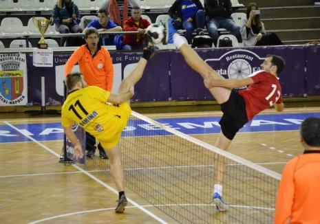Tengo Salonta a cucerit două trofee la prima ediţie a Cupei României Masita la futnet