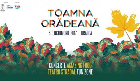 Toamna Orădeană, în tot oraşul! Organizatorii anunţă evenimente în Piaţa Unirii, în Cetate şi în cartiere