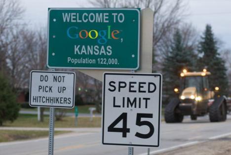 Un oraş american şi-a schimbat numele în Google
