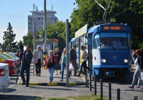 Protestul angajaților OTL a luat sfârșit! Au pornit tramvaiele