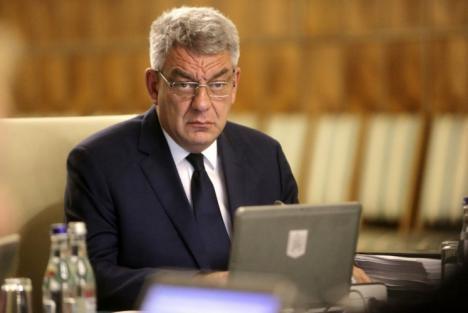'M-am grăbit un pic'. Premierul Mihai Tudose a anunţat că nu va pune impozit pe cifra de afaceri