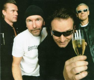 U2, în fruntea topurilor în 2009