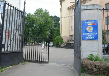 Poftiţi şi declaraţi! Angajaţii Universităţii din Oradea, puşi să-şi declare programul de lucru