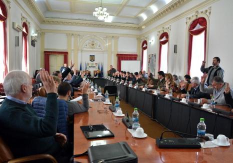 Pace pentru drumuri. Puterea şi opoziţia din CJ Bihor au votat în unanimitate proiecte de infrastructură, inclusiv pentru Drumul Apuseni