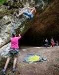 Iubitorii de munte şi de aventură sunt aşteptaţi, weekendul viitor, la Osoi Climbing Fest (FOTO)