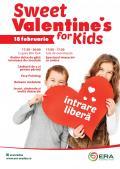 La ERA Park, şi copiii sărbătoresc Valentine's Day!
