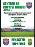 Centrul de Copii și Juniori al CSM Oradea organizează selecție la fotbal pentru copii născuți între 2003-2012