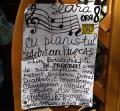 Monopol pe pianină: Un artist bucureştean susţine, seară de seară, concerte în Parcul Libertăţii