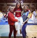 Sora lui Sandu Lungu, campioană naţională! Șapte medalii pentru orădenii de la LPS Liberty la Naționalele de judo pentru copii U15