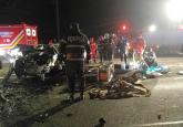 Accident pe DN 19, în Cadea: Un tânăr de 20 de ani a murit după ce prietenul lui a pierdut controlul maşinii