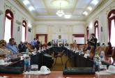 Criză la Consiliul Judeţean: Şedinţa de marţi a fost anulată după ce aleşii PNL au boicotat-o. Mang: Ne dorim alegeri anticipate (FOTO/VIDEO)