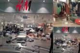 Scandal de rasism: Magazine H&M, devastate din cauza unei reclame