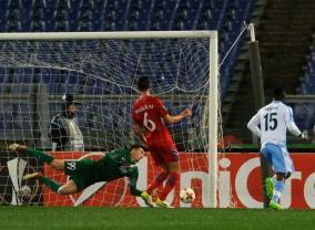Suntem pe nicăieri: FCSB a fost umilită de Lazio, care i-a administrat 5-1 în meciul retur (VIDEO)