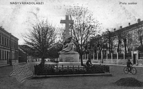 Oradea ieri, Oradea azi: Istoria Spitalului Militar