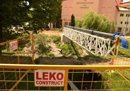 Vara şantierelor: De săptămâna aceasta mai multe străzi din toată Oradea vor fi blocate pentru lucrări (FOTO)