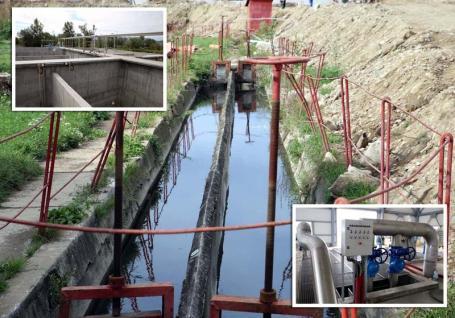 'Spălătoria' de apă: Compania de Apă Oradea se pregăteşte să pună în funcţiune una dintre cele mai moderne staţii de epurare din Bihor