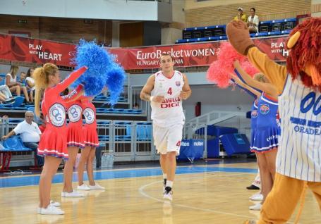 CSM CSU Oradea dă trei jucători la echipele naţionale pentru jocurile din această lună