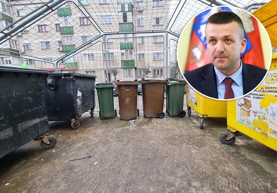"""VA URMA... Nu bine s-au acomodat orădenii cu noile reguli ale colectării deşeurilor, că primarul Florin Birta vrea să le schimbe, recunoscând că distribuirea unei facturi în mod egal între locatari nu este cea mai bună variantă. """"Gândim o soluţie prin care fiecare apartament să aibă trei saci de culori diferite ori trei pubele mici, cu un cip pe ele, şi atunci când mergi la ţarc, să deschizi ţarcul cu cipul de la pubelă sau prin scanarea codului de pe sac"""", a explicat el"""
