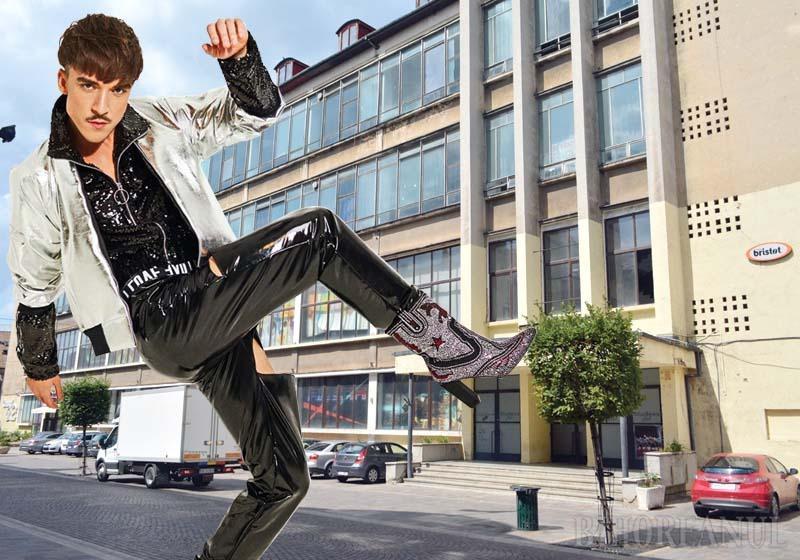 Să dansăm cu Rengle! Emil Rengle, celebrul coregraf al vedetelor, deschide o şcoală de dans la Oradea