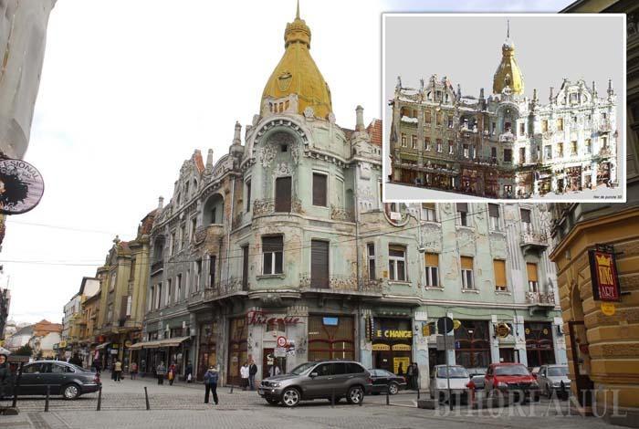 PRO BONO. În decembrie, firma care scanează tridimensional clădirile monument al oraşului, International Partner Büro, a scanat demonstrativ şi gratuit Palatul Moskovits Miksa