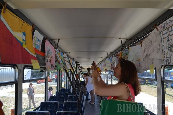 OTL vrea sens unic în Piaţa Unirii reabilitată pentru autobuzele societăţii (FOTO)