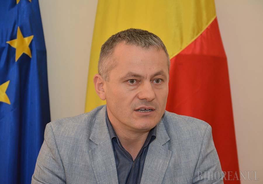 Vicepreşedintele CJ Bihor, Mircea Mălan: Curăţenia este bunul tuturor bihorenilor
