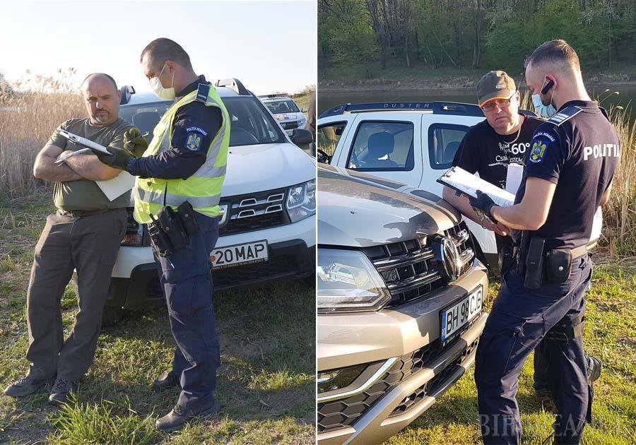 """PUŞCAŞII. Pásztor Sándor şi Nicolae Timaru împărtăşesc nu doar apartenenţa la UDMR, ci şi pofta de a vâna şi pescui, chiar şi ilegal. În 2019, cei doi bugetari au împuşcat capre negre în Elveţia, iar anul trecut BIHOREANUL i-a surprins, în plină stare de urgenţă sanitară, la pescuit în Cetariu, în timpul serviciului, cu maşinile CJ Bihor şi Gărzii Forestiere Oradea. Acum încearcă să """"împuşte"""" ditamai domeniul de vânătoare din apropierea Oradiei, unde n-ar mai fi deranjaţi de """"intruşi"""""""