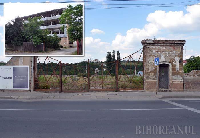 """""""MORTĂCIUNI"""" INDUSTRIALE. Aproape că nu există cartier care să nu aibă propria ruină. Începând de la fosta Oradinum din centrul oraşului şi Avântul (stânga) din Cantemir, până la platforma Înfrăţirea din Decebal, rămăşiţele fabricii de spirt din Calea Clujului (dreapta) sau Moara Răsăritului din Velenţa, oraşul poartă încă urmele fostelor uzine. Părăginite şi insalubre..."""