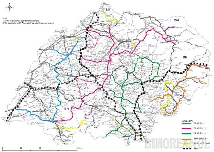Bataie In Proiecte Oradea Si Bihorul Se Concureaza In Proiecte De