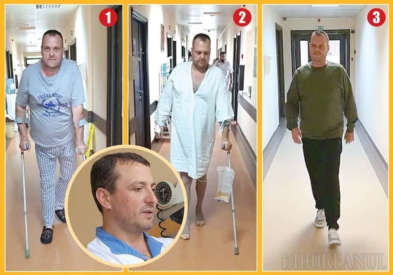 Oradea: Un barbat a fost impuscat in gat, politia cauta atacatorul