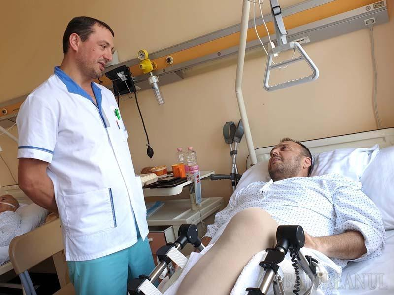 bolnav bolnav după operație am făcut o operație varicoasă