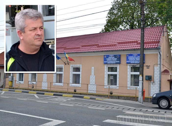 """""""SECURISTUL"""". PPDD-istul Radu Maliţa n-a intrat în politică """"pe gratis"""". De când e consilier local în Biharia, firma pe care o deţine şi administrează a pus mâna pe contractul pentru paza comunei, iar o alta, la care conduce doar """"Departamentul de Securitate"""", pe un contract pentru paza halelor Hanil"""