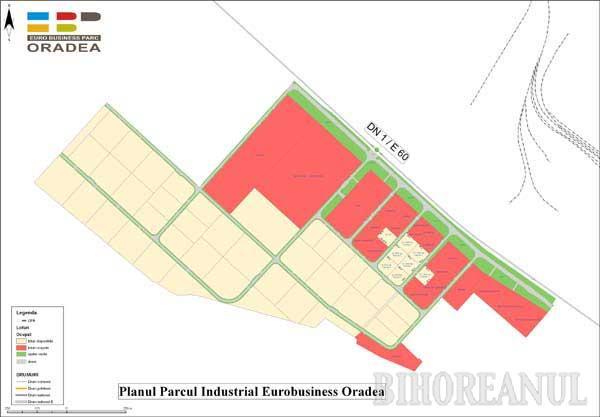 """PREA PUŢINI. Până în prezent, în Parcul Industrial şi-au concesionat teren 21 de firme, dar numărul parcelelor """"albe"""", rămase Primăriei, este în continuare de două ori mai mare decât al celor ocupate"""