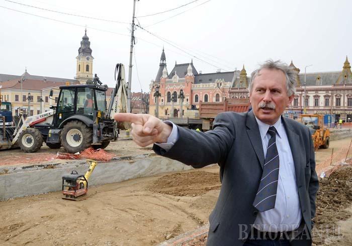 Şeful OTL, Csuzi Istvan: Deşi suntem criticaţi, transportul public din Oradea e la nivel european