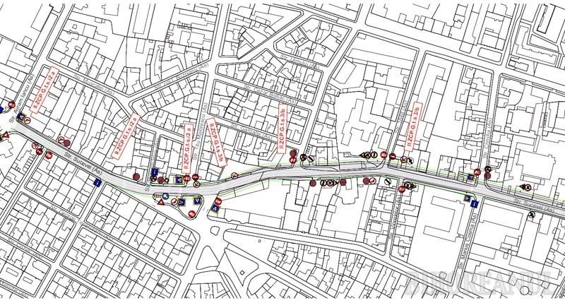 Tot mai sus! PUZ-ul pentru centrul protejat al Oradiei promovează supraînălţarea clădirilor şi lărgirea unor străzi