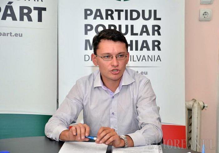 Ez nem jó! Liderul PPMT Bihor, Csomortányi István, a câștigat procesul cu Poliția Locală