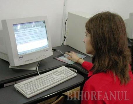 Liceenii bihoreni, buni la informatică