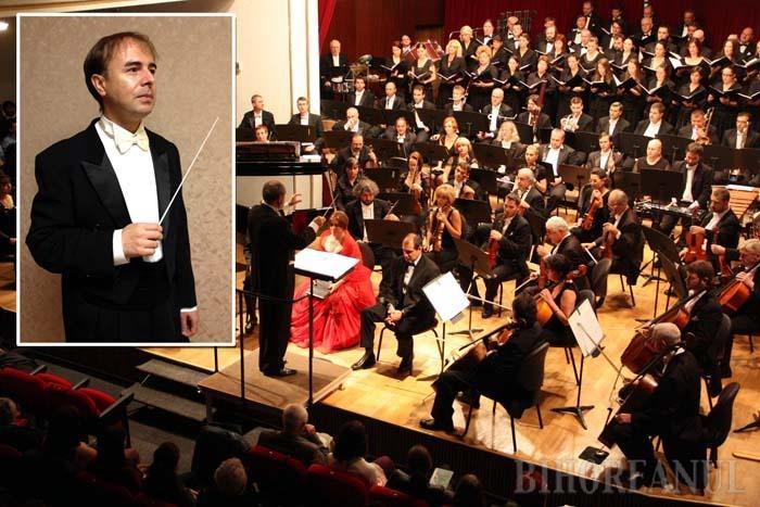 CASA MUZICII. Filarmonica de Stat organizează o nouă ediţie a Festivalului Sărbătorile Primăverii în colaborare cu dirijorul şi violonistul Ciprian Marinescu (foto), stabilit în Japonia, care va fi şi de această dată ghidul muzicienilor niponi în România