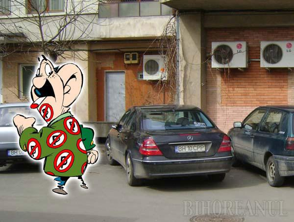 Ce Mercedesul meu!